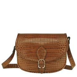 Crossbody bag S, Natural