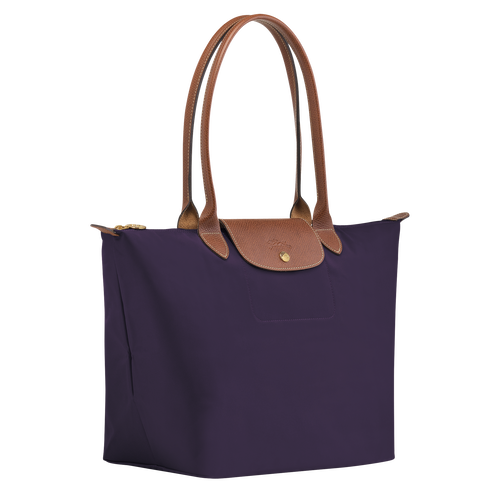 Shoulder bag L, Bilberry - View 2 of  6 -