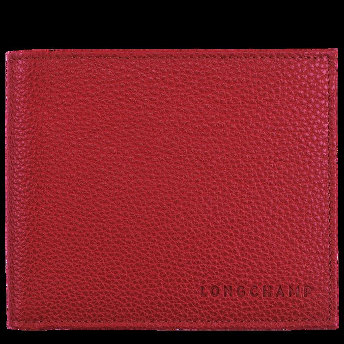 錢包, 紅色 - 查看 1 2 - 放大