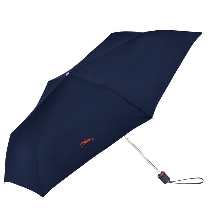 Parapluie homme Retractable umbrella, Navy