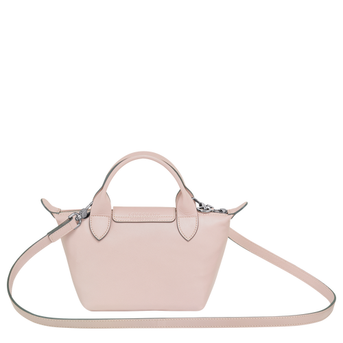 Top handle bag XS, Pale Pink - View 3 of  5 -