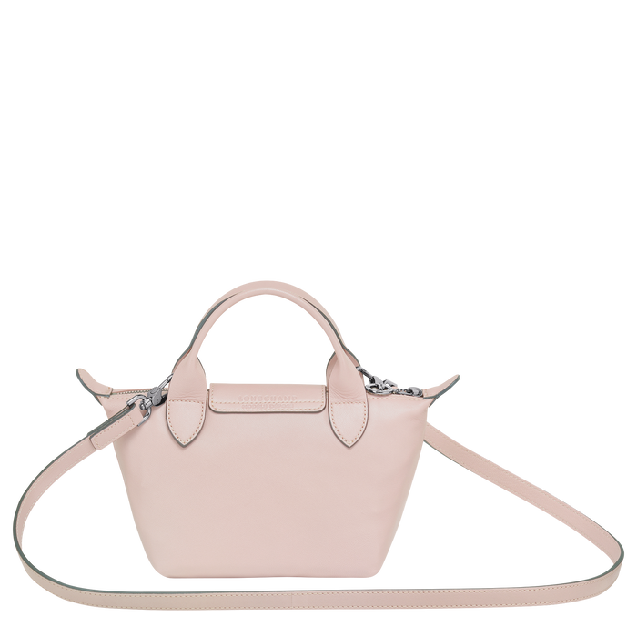 Top handle bag XS, Pale Pink - View 3 of  5 - zoom in