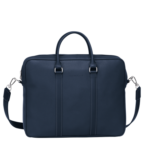 Briefcase M, Navy - View 1 of  3 -