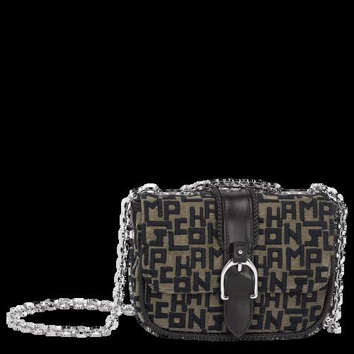 Hobo bag XS, 015 Taupe, hi-res