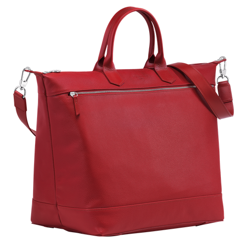 Travel bag, Red - View 2 of 3.0 -