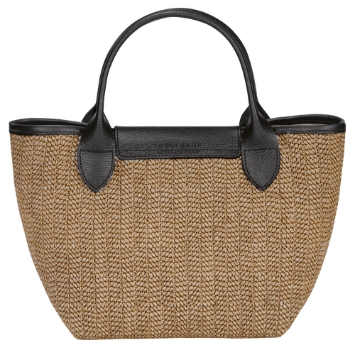 Le Pliage Collection Top handle bag S, Natural