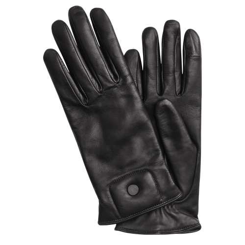 Damenhandschuhe, Schwarz - Ansicht 1 von 1 -