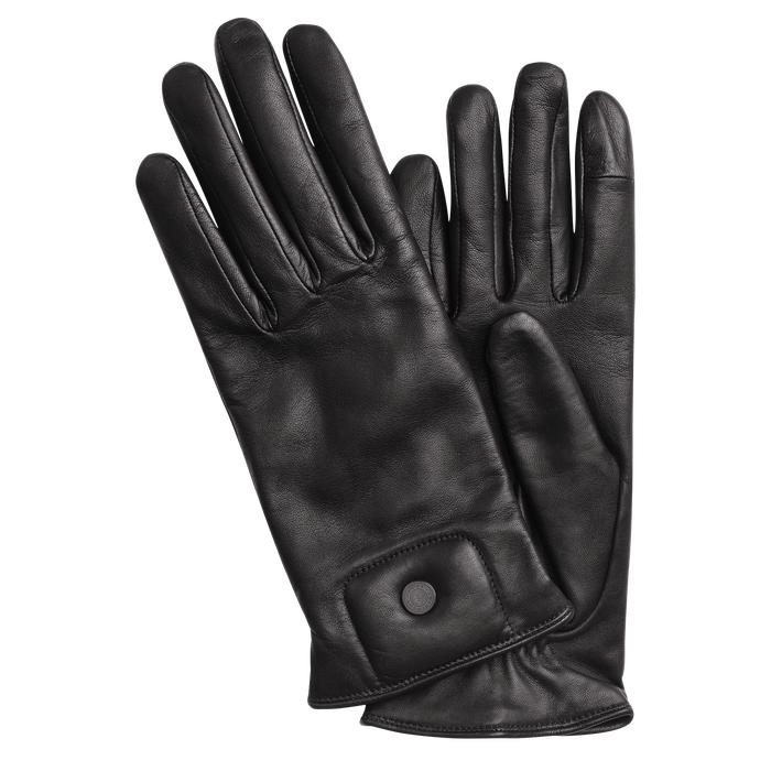 Damenhandschuhe, Schwarz - Ansicht 1 von 1 - Zoom vergrößern