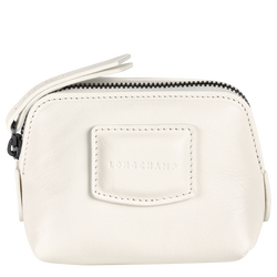 Coin purse, Ivory