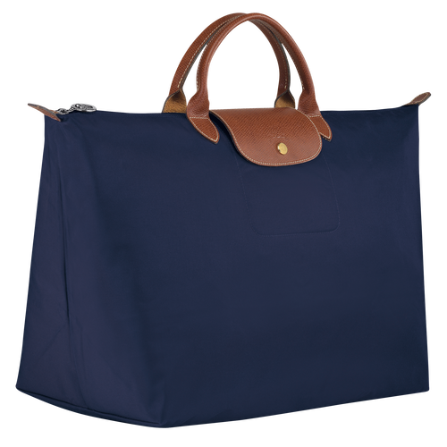 Bolsa de viaje L, Azul Oscuro - Vista 2 de 5 -