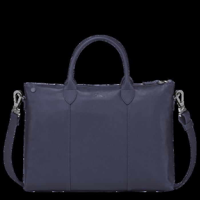 Top handle bag, Navy - View 3 of  3.0 - zoom in
