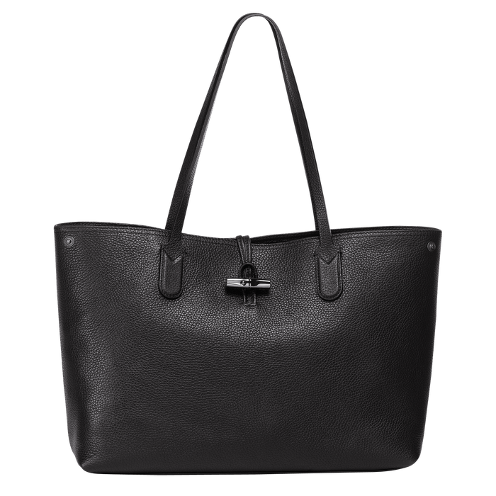 Shoulder  bag L, Black/Ebony - View 1 of  3 - zoom in