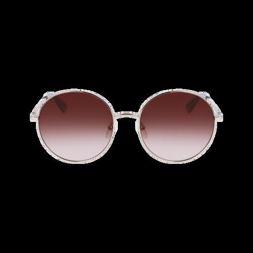 Sonnenbrille, Braun - Ansicht 1 von 2 -
