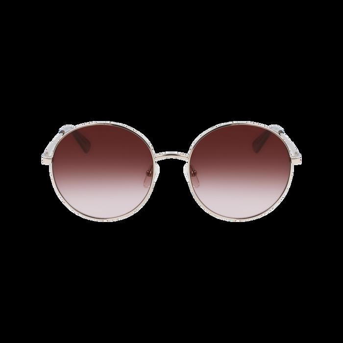 Sonnenbrille, Braun - Ansicht 1 von 2 - Zoom vergrößern