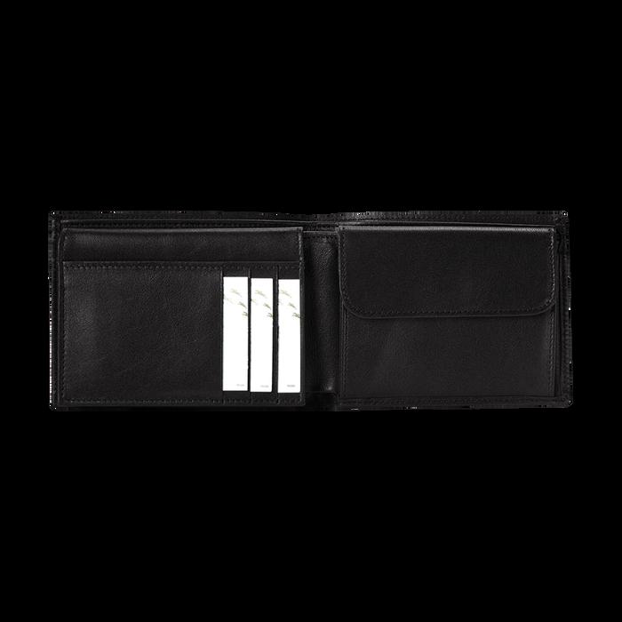 Portefeuille, Noir - Vue 3 de 3.0 - agrandir le zoom