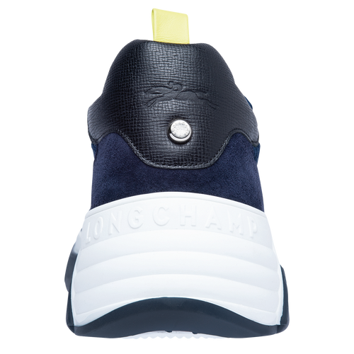 Sneakers, Noir/Marine - Vue 3 de 5 -
