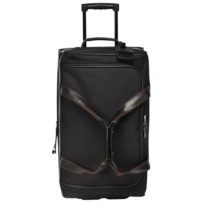 Wheeled duffle bag, Black/Ebony - View 1 of  3 - zoom in