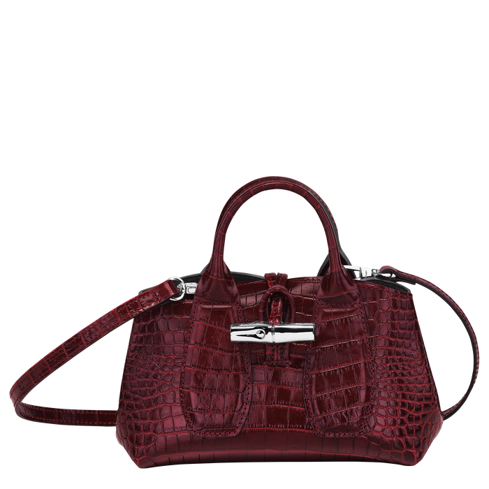 Top handle bag XS, Burgundy - View 1 of 4 - zoom in