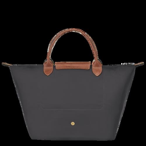 Top handle bag M, Gun metal - View 3 of 4 -