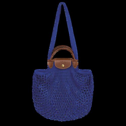Bolso con asa superior, Azul - Vista 1 de 3.0 -