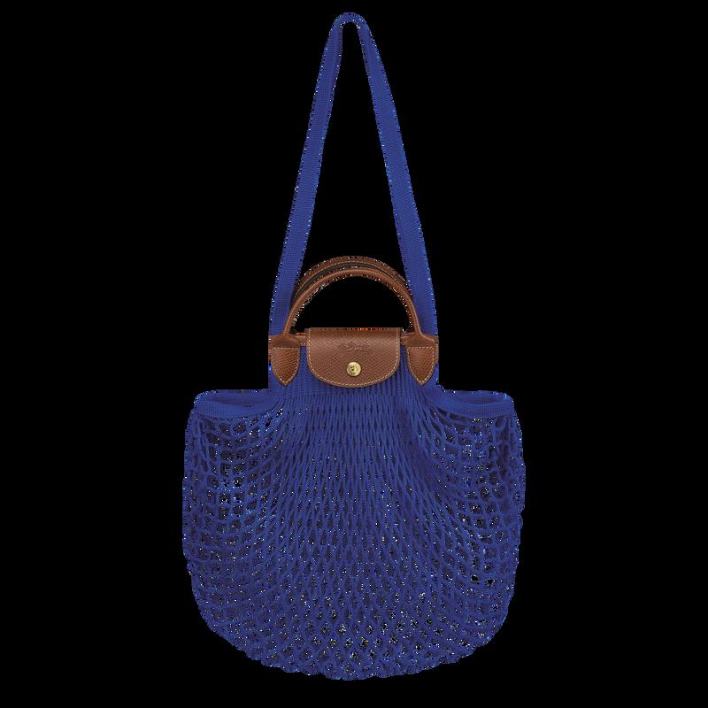 Top handle bag, Blue - View 1 of  3.0 - zoom in