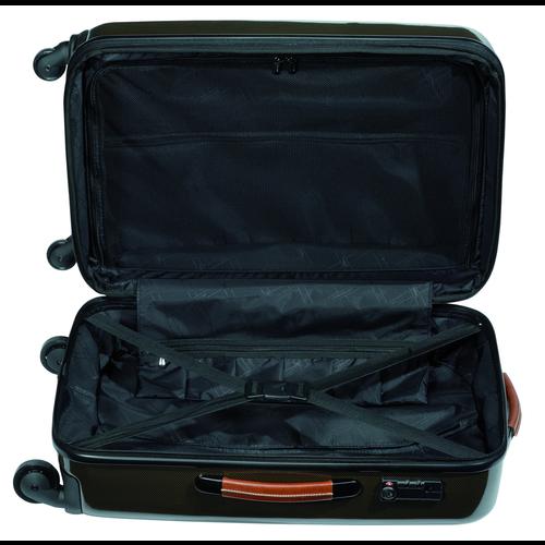 Koffer, Braun - Ansicht 3 von 3 -