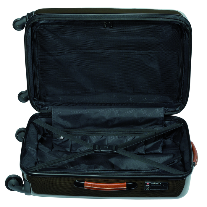 Koffer, Braun - Ansicht 3 von 3 - Zoom vergrößern