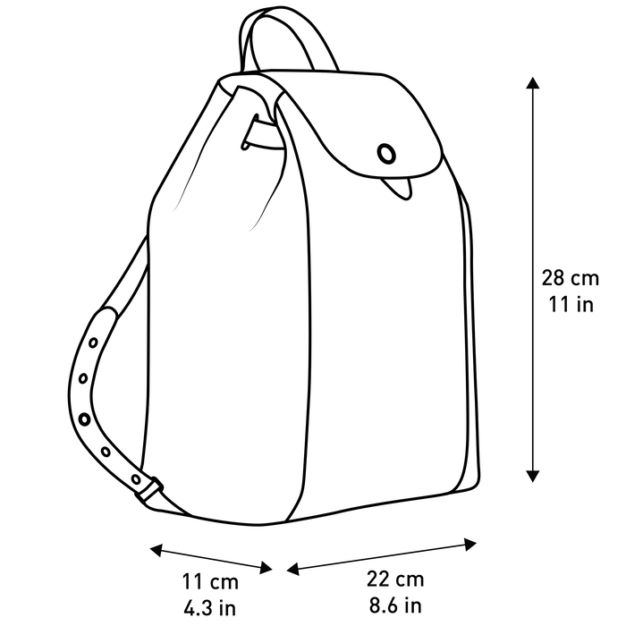 Backpack, Grey - View 4 of  4 - zoom in