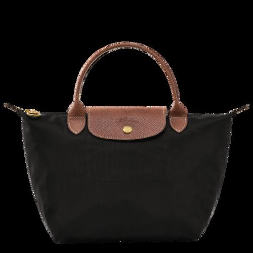 Top handle bag S Le Pliage Original Black (L1621089001) | Longchamp US