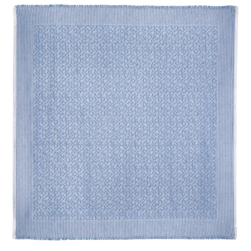 Ladies' stole, Blue - View 1 of  1 -