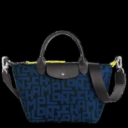 手提包, 黑色/海軍藍色, hi-res - 1 的視圖 4