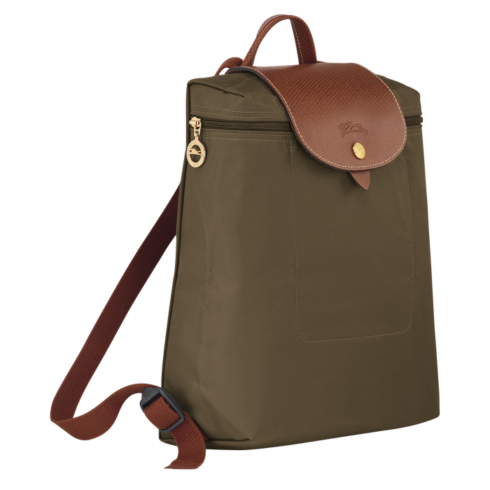Backpack, Khaki - View 2 of 5 - zoom in