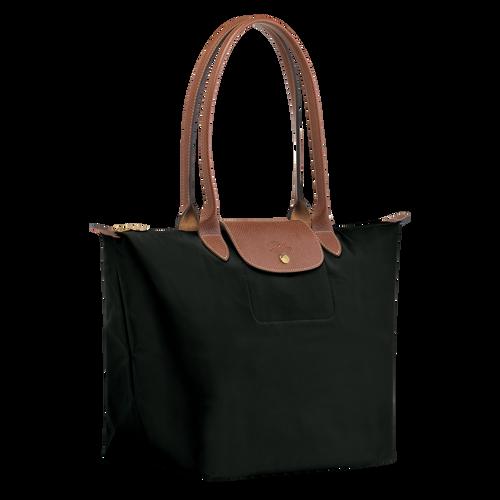 Shoulder bag L, Black, hi-res - View 2 of 4