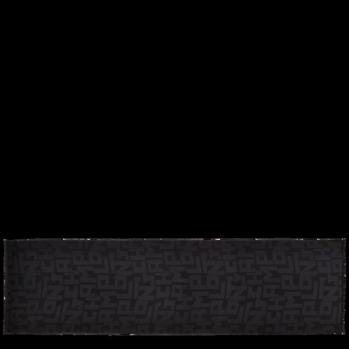Étole femme, Noir/Ebène - Vue 1 de 1 - agrandir le zoom