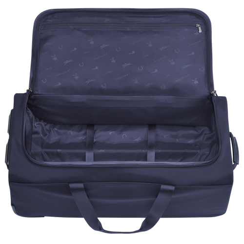 Wheeled duffle bag, Navy - View 3 of  3 -