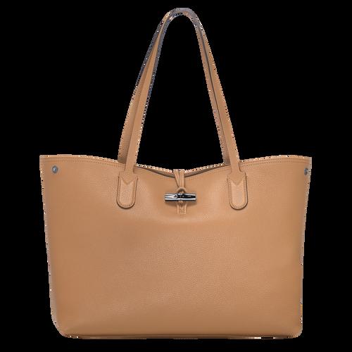 View 1 of Essential Shoulder bag L, Natural, hi-res