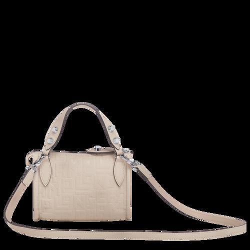 Crossbody bag, Chalk - View 3 of 3 -