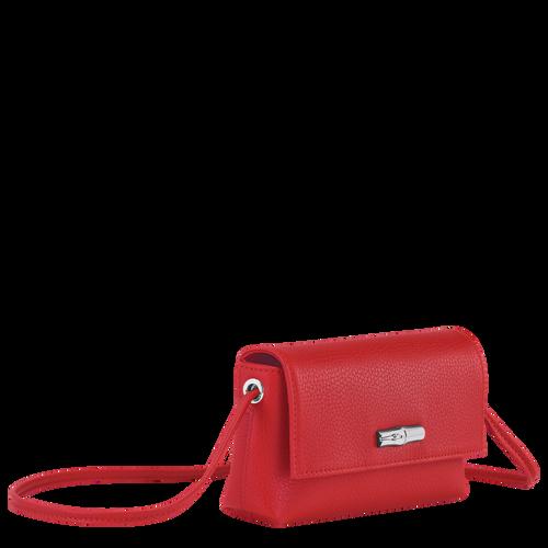 Roseau Pouch, Red