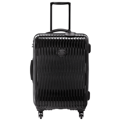 Wheeled suitcase, 001 Black, hi-res