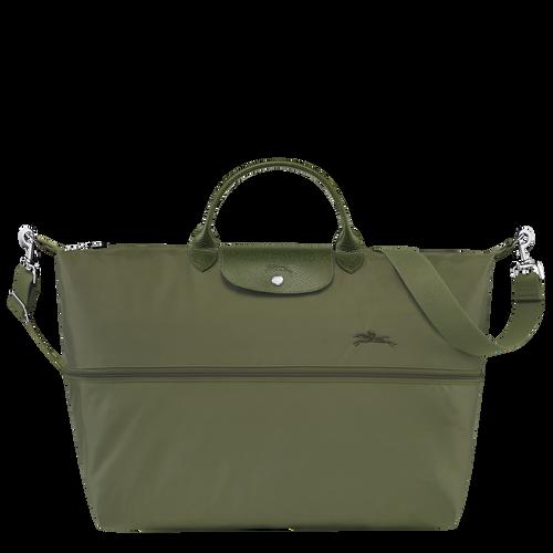 Le Pliage Green 旅行袋可擴展, 森林綠