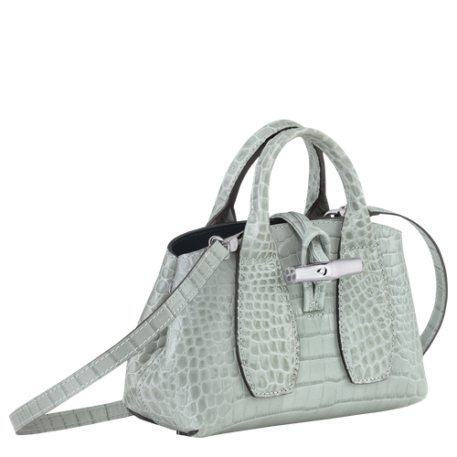 Top handle bag XS, Jade - View 3 of  4.0 -