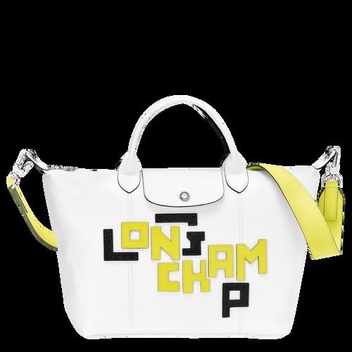 13b13546da7 Handtas M Le Pliage Cuir LGP | Longchamp BE
