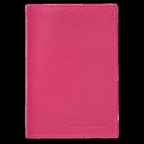 Étui passeport, Rose - Vue 1 de 2 -