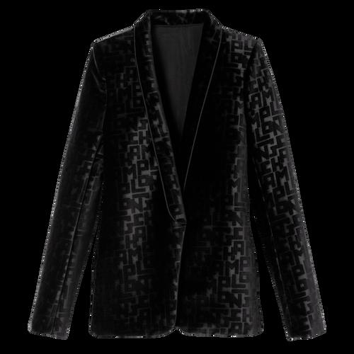 Jacket, Black, hi-res - View 1 of 1