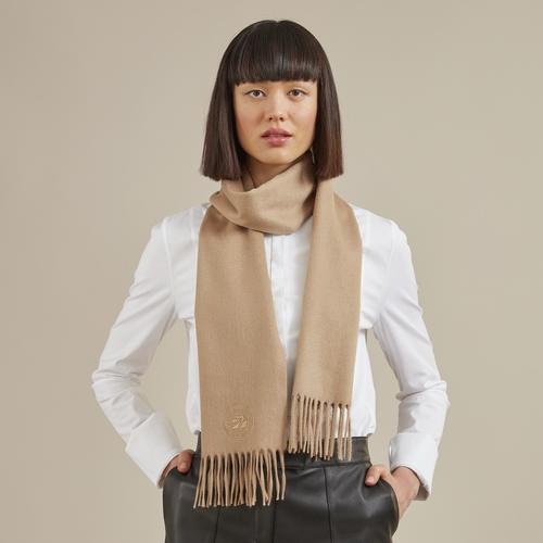 2021 가을겨울 컬렉션 여성 숄, 네이비