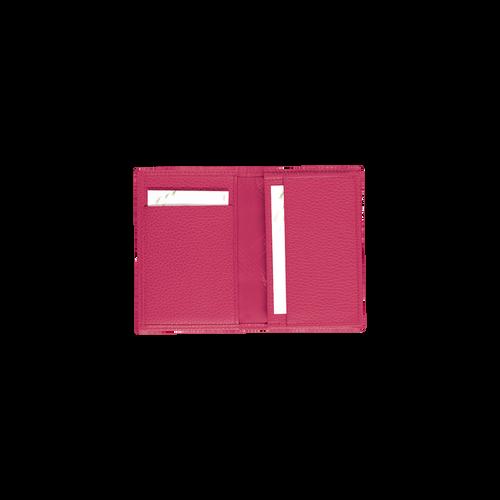 Porte-cartes, Rose/Argent - Vue 3 de 3 -