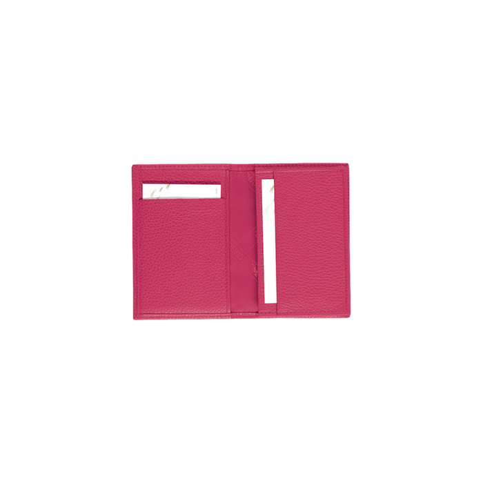 Porte-cartes, Rose/Argent - Vue 3 de 3 - agrandir le zoom