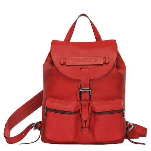 Backpack S, Vermilion, hi-res - View 1 of 3