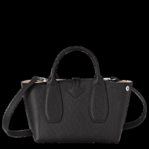 Top handle bag S, Black, hi-res - View 3 of 3