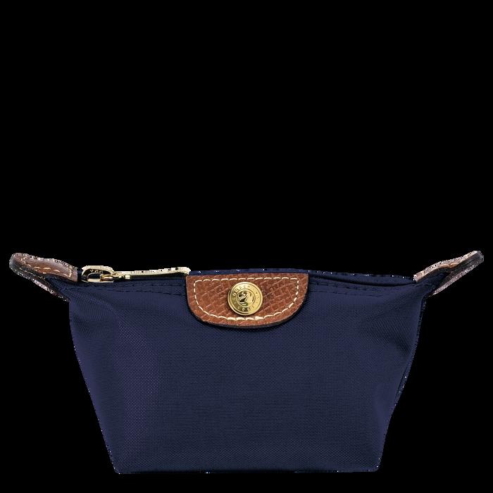 Monedero, Azul oscuro - Vista 1 de 1 - ampliar el zoom